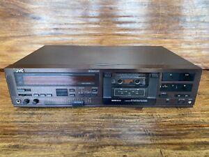 Vintage JVC KD-V6 J Discrete 3 Head Hi-Fi Stereo Cassette Deck….Tested Working