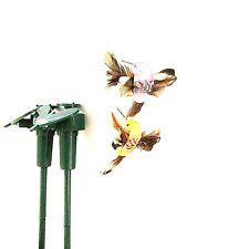 Popular Solar Powered Flying Fluttering Hummingbird Flying Birds Random Style