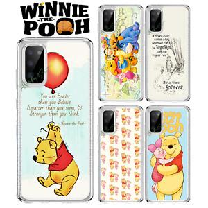 Winnie The Pooh Eeyor Case For Galaxy A10 A40 S10 S20 A41 A51 A80 A20e