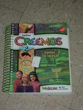 Sadlier CREEMOS Bilingual We Believe 3rd Grade 3 Teacher Guide Catholic Spanish