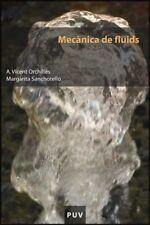 MECANICA DE FLUIDS - ORCHIDES / SANCHOTELLO