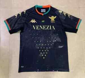 Italy Italia Venezia 2021/2022 FC Home Retro Jersey Soccer Football