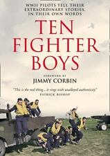 TEN FIGHTER BOYS Patrick Bishop BRAND NEW BOOK Gift Quality EBAY BEST PRICE!