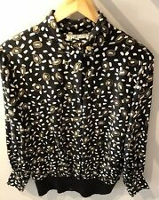 Womens Vintage Starington Blouses By Charlotte Dry Clean Only Size 8