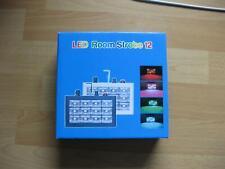 Top! LED Strobe multicolor 12x1W RGB-LEDs Soundcontrol DJ Bar Gastronomie Party