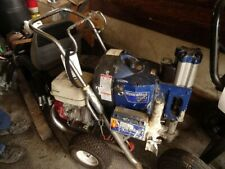 Commercial Graco HydraMax 350 & Graco Electric Motor Kit