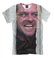 The Shining 1980 film t-shirt - Kubrick King Jack Torrance J Nicholson horror