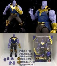 Thanos S.H.Figuarts Marvel Avengers Infinity War SHF Action Figure Toy Gift NIB