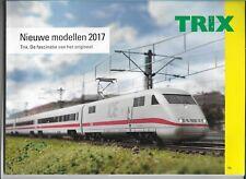 Trix Nieuwe Modellen 2017 - In het Nederlands
