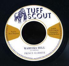 "PRINCE HAMMER-WAREIKA HILL NEUF!!! TUFF SCOUT 134 7"""