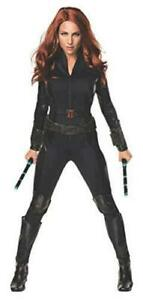 Rubie's Women's Captain America: Civil War Black Widow, As Shown, Size X-Small