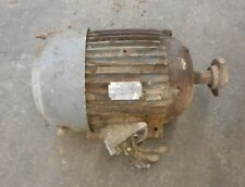 US ELECTRICAL MOTOR, ID# R-9444-00-521 25 HP, 3PH, 230/460 VOLTS, 60HZ, 1760 RPM