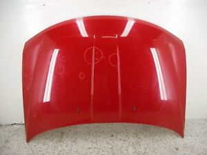 09-20 Dodge Journey Hood Bonnet Lid Cover OEM Red
