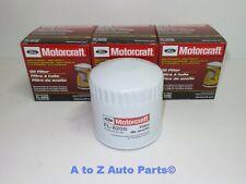 Ford F150,Ranger,Explorer, Mustang 4.0,4.6,5.4 Engine Oil Filter (Set of 3),OEM