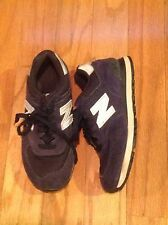 New Balance 574 Women's Running Walking Shoes 7.5 Navy