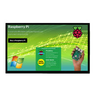 "11.6"" HDMI 1920X1080 IPS LCD Display Capacitive Touch Screen for Raspberry Pi"