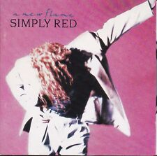 SIMPLY RED A New Flame CD - New