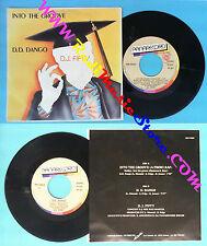 LP 45 7'' D.J. FIFTY Into the groove D.d.dango italy PANARECORD no cd mc dvd (*)