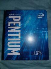 Intel Pentium G4560   LGA1151