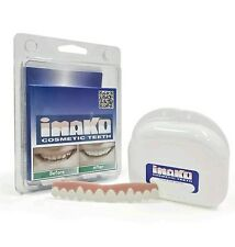 Imako Smile in a box, LARGE NATURAL look. Wedding photos, job interview.