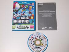 New Super Mario Bros U + New Super Luigi U - Nintendo Wii U (Deluxe)  - PAL ESP