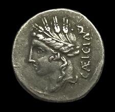 Roman  Republic.102aC. L.Cassius Caesianus. AR Denarius