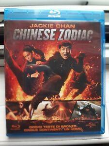 CHINESE ZODIAC (2012) BLU-RAY / JACKIE CHAN / AZIONE / AVVENTURA