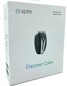 Spire Stone For IOS Mindfulness Stress Management & Activity Tracker BRAND NEW