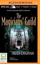 The Magicians' Guild by Trudi Canavan (2014, MP3 CD, Unabridged)