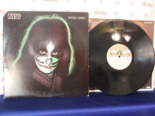 Kiss: Peter Criss, Casablanca Records NBLP 7122, 1978, POSTER, Hard Rock, Glam