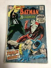 Brave & Bold (1968) # 79 (Good)   Neal Adams Cover
