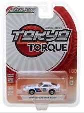 1:64 GreenLight *TOKYO TORQUE JAPAN 3* 1970 Datsun 240Z Rally Racer #301 *NIP*