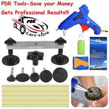 PDR Auto Body Paintless Dent Repair Tools Puller Bridge DIY Kits Damage Removal
