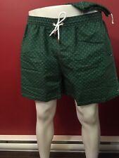 "HERON HABERDASHERY Men's Short Volley Swim Trunks - Size XXXL (34-42"") - NWT"