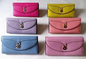 Fashion Ladies Women Leather Wallet Clutch Long Card Holder Coin Purse Handbag .