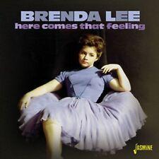 Brenda Lee - Here Comes that Feeling [CD]