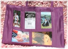 Photo Tote for Reborn or Newborn Vibrant Purple ~ REBORN DOLL SUPPLIES