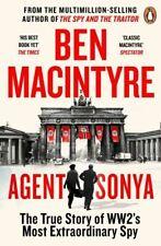 Agent Sonya by Ben MacIntyre 9780241986950
