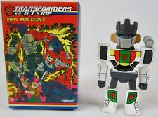 "Kidrobot G.I. Joe vs Transformers Wheeljack 3"" Vinyl Figure 2/24 Rarity"
