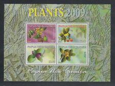 Papua Neu Guinea 2009 Mi.-Nr. Block 75 ** Pflanzen
