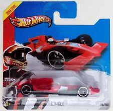 Coches de Fórmula 1 de automodelismo y aeromodelismo Hot Wheels