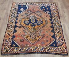 OLD WOOL HAND MADE PERSIAN ORIENTAL FLORAL RUNNER AREA RUG CARPET 173 X 115 CM