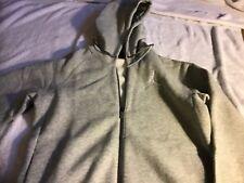 Nike Jordan full zip grey men's hoodie sweat jacket AA5583 063 size medium