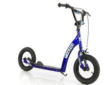 Eurotrike Xero 12 BMX Child Kids Racing Scooter Boys Blue or Girls Pink Age 3+