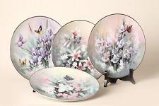 Bradex 4 Teller Jewels of the Flowers Schmetterlinge, Tan Chun Chiu, lim.(56914)