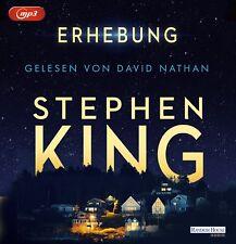 EV*12.11.2018 Stephen King: Erhebung HÖRBUCH Ungekürzte Lesung mit David Nathan