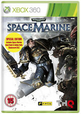 Warhammer 40,000 - Space Marine: Special Edition (Xbox 360) New