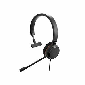 Jabra Evolve 30 II Wired UC Mono Headset