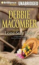 Heart of Texas: Lone Star Baby 6 by Debbie Macomber (2014, CD, Unabridged)