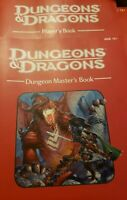DUNGEONS & DRAGONS Dungeon Master's  and players book 2011 Wizards of the Coast